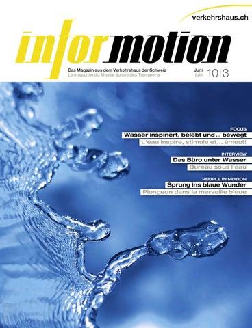 InforMotion 10 3 By Verkehrshaus Der Schweiz