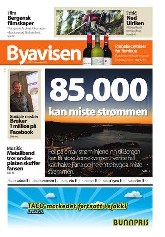 73299af2 Byavisen - avis30 - 2010 by Byavisen Bergen - issuu