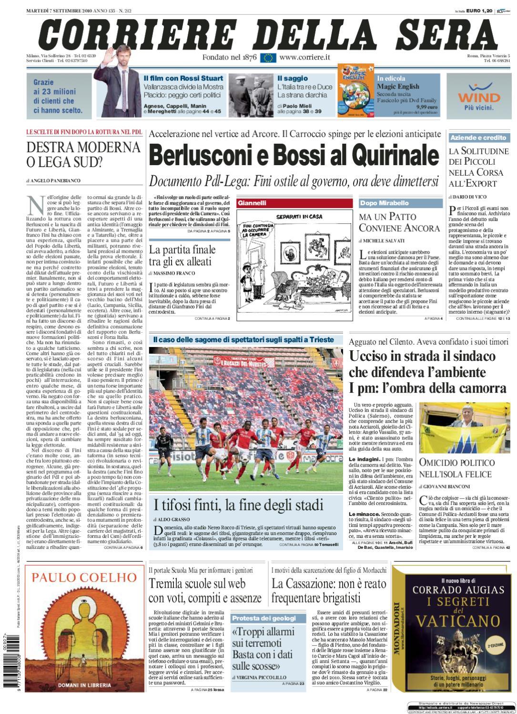 Corriere della Sera 07-09-10 by Edo Crive - issuu 46617e8d1f2