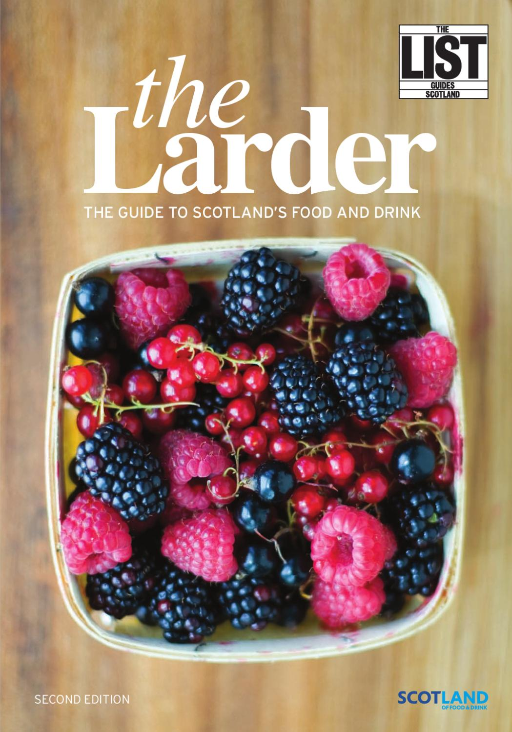 The Larder (2nd Edition) by The List Ltd - issuu