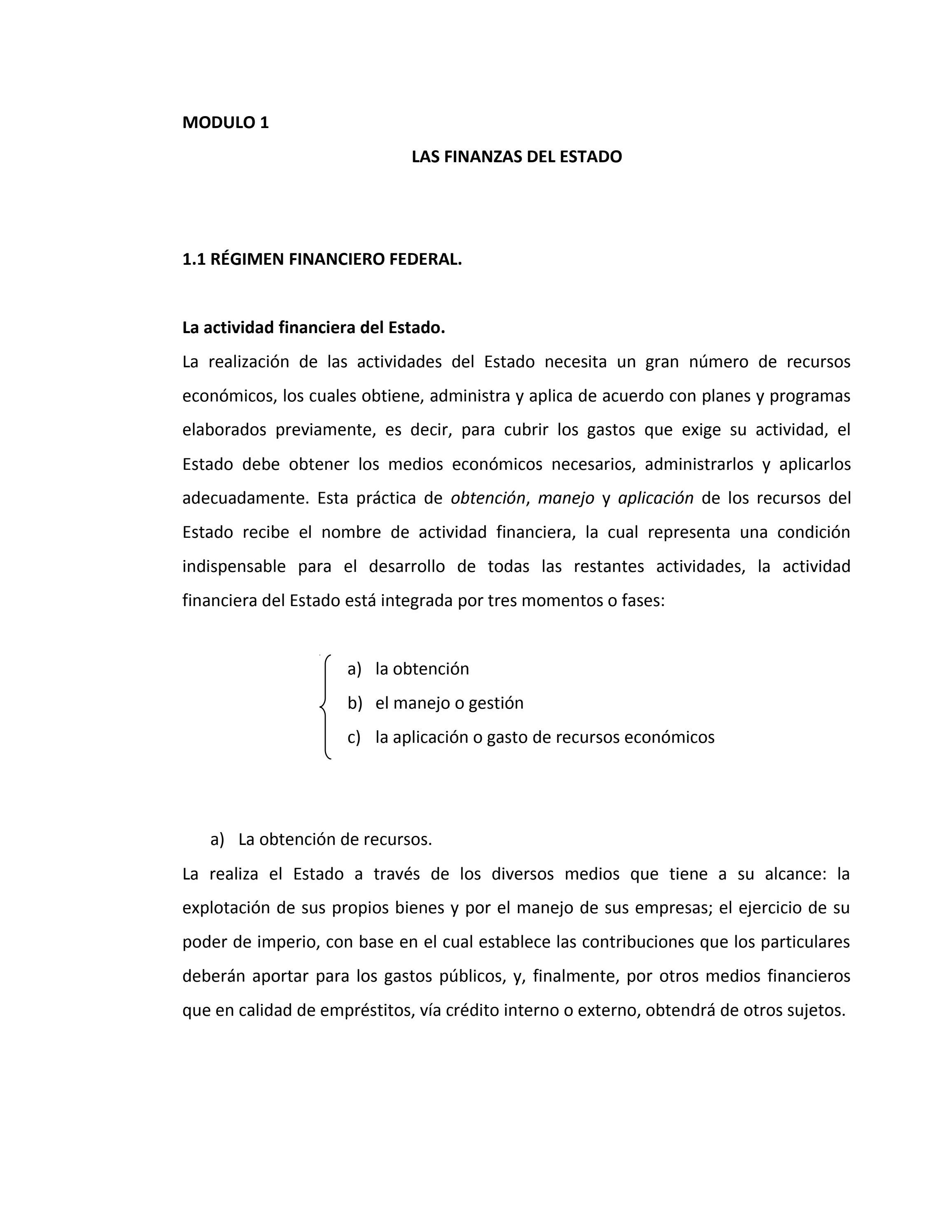 Derecho Administrativo Ii Módulo 1 By Cristina Noé Issuu