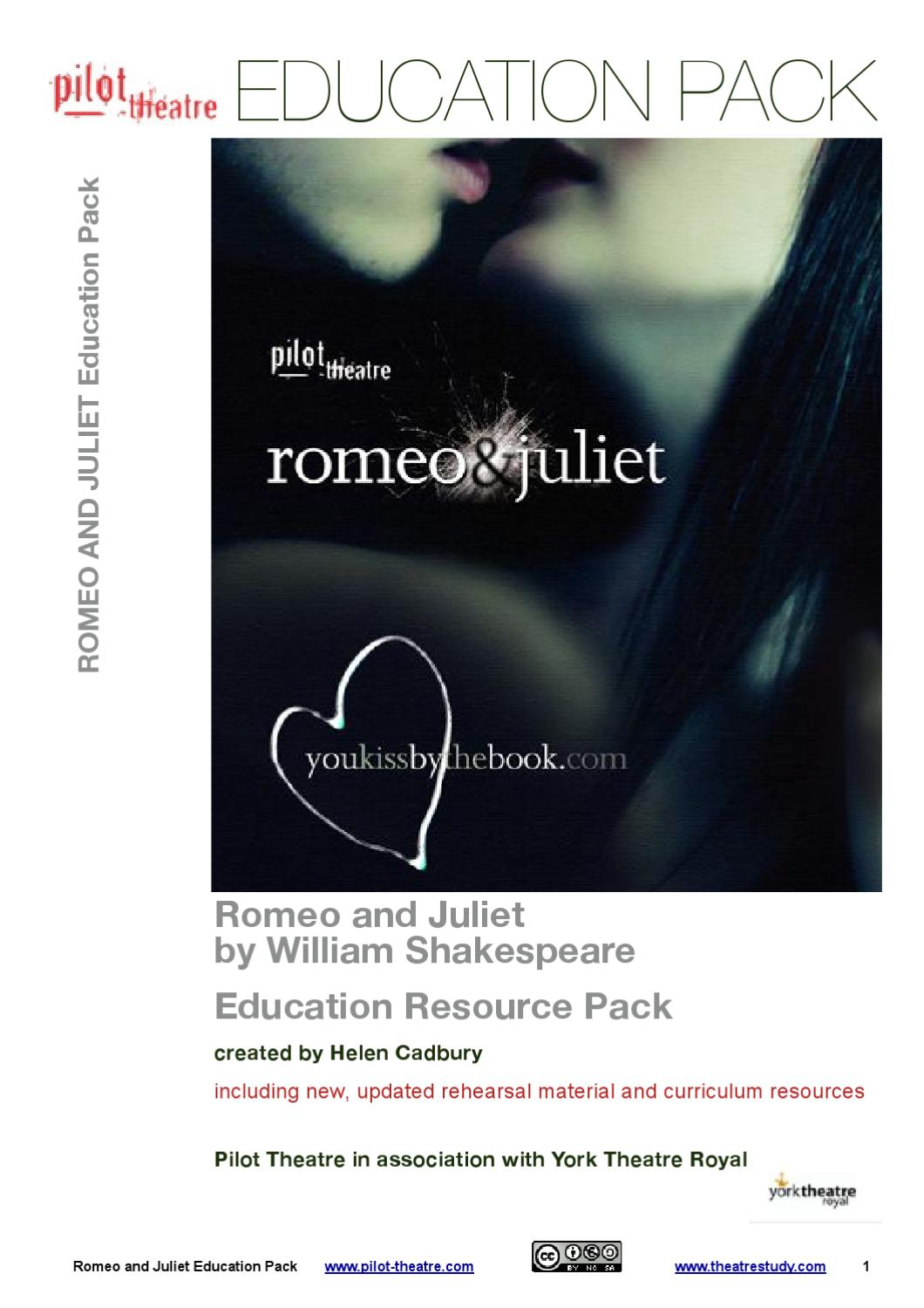an analysis of the tragedy of romeo and juliet a play by william shakespeare Shakespeare chooses this poetic form to outline the play's main issues of love and feuding and to present another major theme: how true love ultimately triumphs because the deaths of romeo and juliet end the feud between their families.