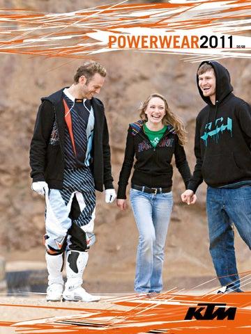 Ktm Powerwear Brochure 2011 1 By Full Gas Issuu