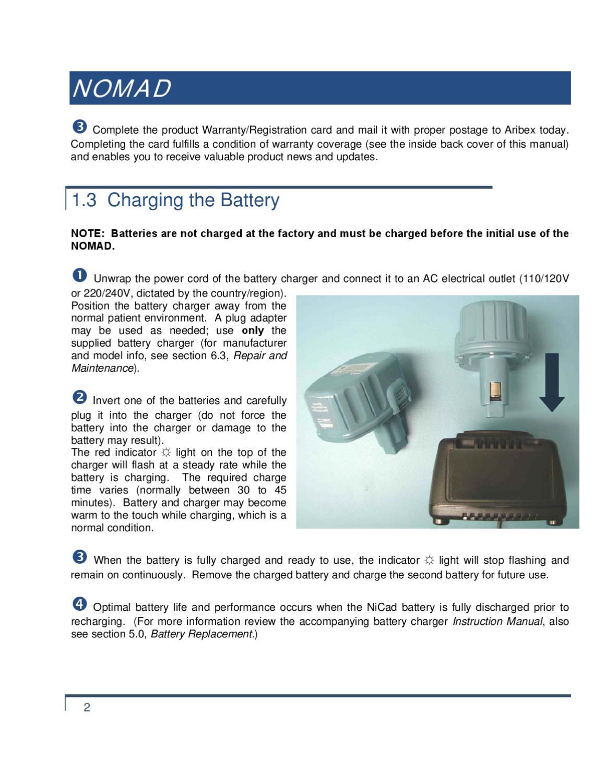 Manual de uso Rayos X portatil NOMAD by Instrumentalia - issuu
