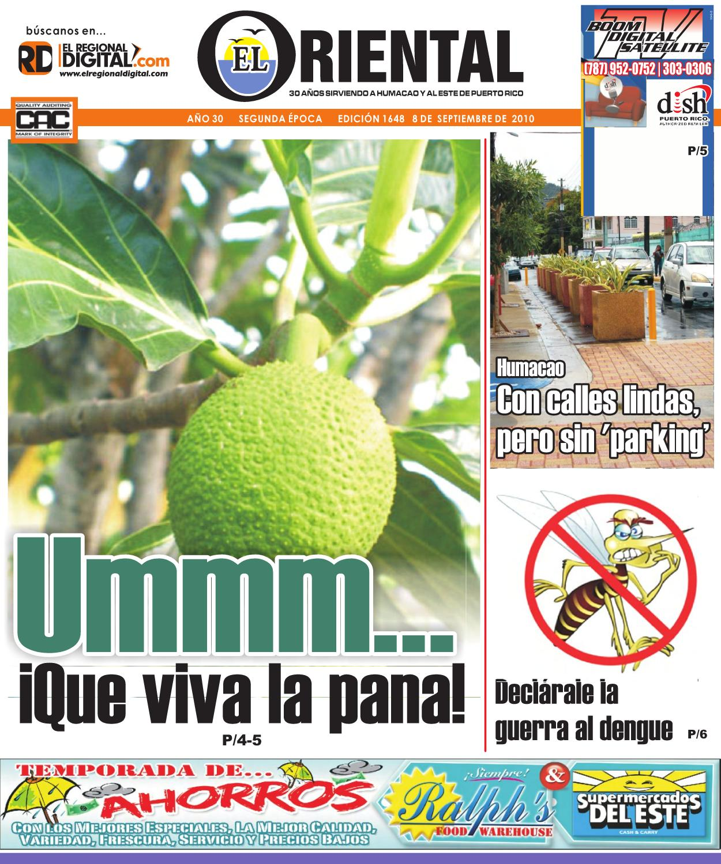 Periodico EL Oriental by Periódico El Oriental - issuu