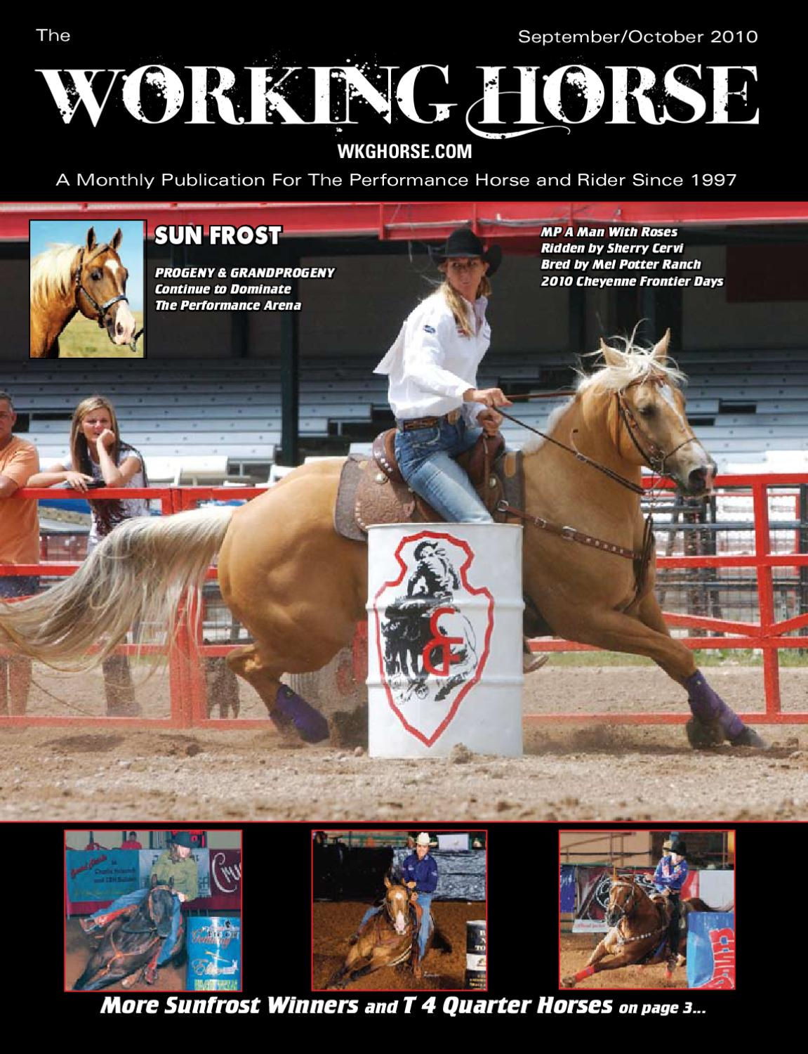 The Working Horse, September/October 2010 by EDJE - issuu