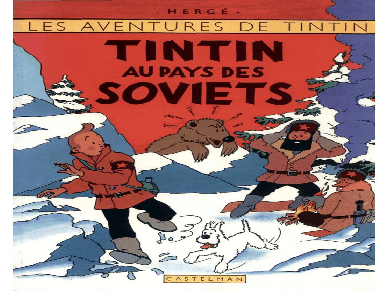 01 - Tintin au pays des Soviets.pdf by Vincent Robine - issuu