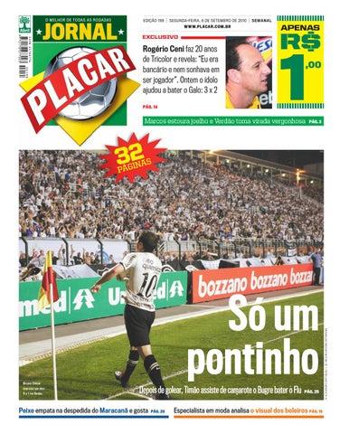 Ediçao 199 by Revista Placar - issuu d14173aed1616