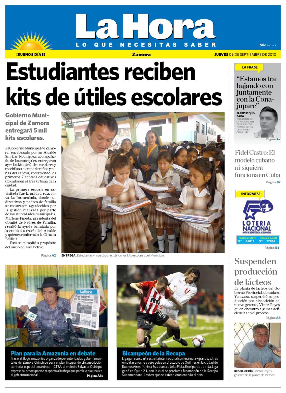Impreso 16 04 14 By Diario Opinion Issuu # Muebles Ludena Chimbote