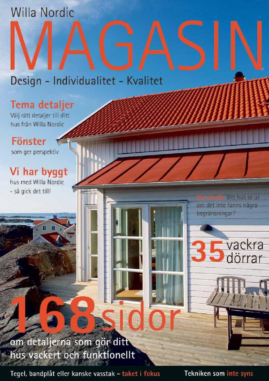 Huskatalog_Sverige by Fiskarhedenvillan - issuu : tema fönster : Fönster