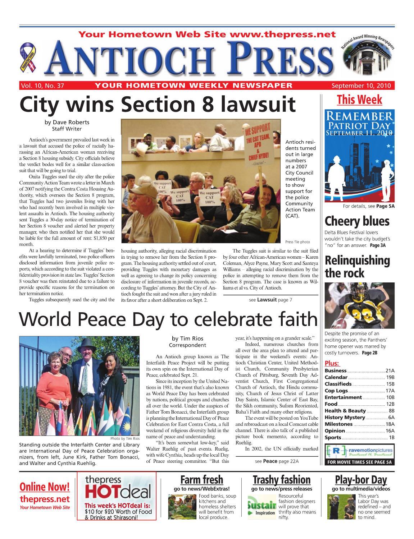 Antioch Press_09 10 10 by Brentwood Press & Publishing - issuu