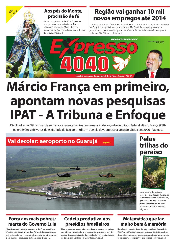88164feb24 Expresso 4040 - Edição São Vicente - 11 by Márcio França - issuu