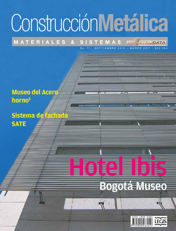 Revista Construcción Metálica Ed. 11 by Legis SA - issuu