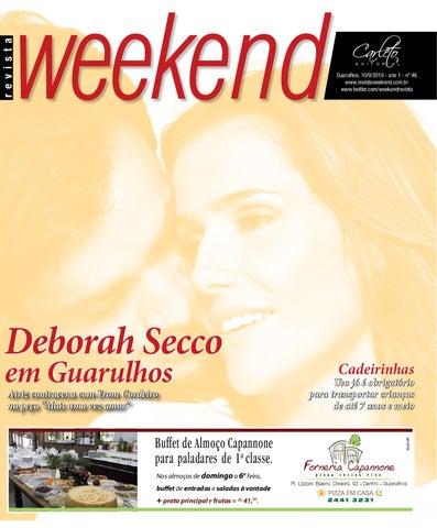 Revista Weekend - Edição 46 by Carleto Editorial - issuu 07edb2e0037cb