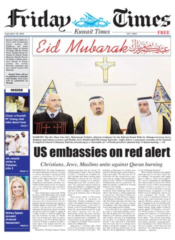 10 Sep By Kuwait Times Issuu