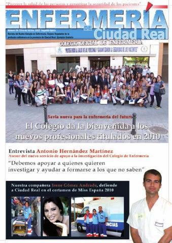 Revista de Enfermería de Ciudad Real nº 59 by Angel Naranjo - issuu
