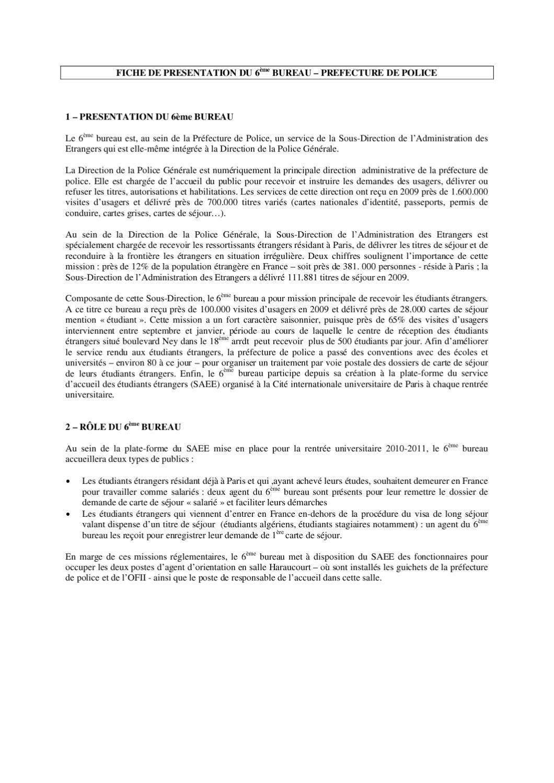 Service dAccueil des Etudiants trangers by Fondation nationale
