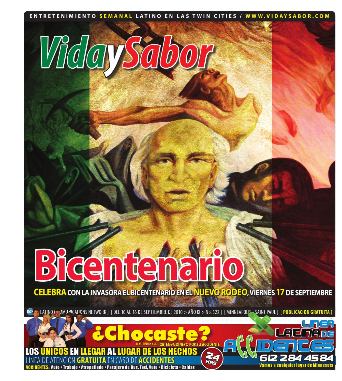 Vida y Sabor 322 by Latino Communications Network LLC - issuu
