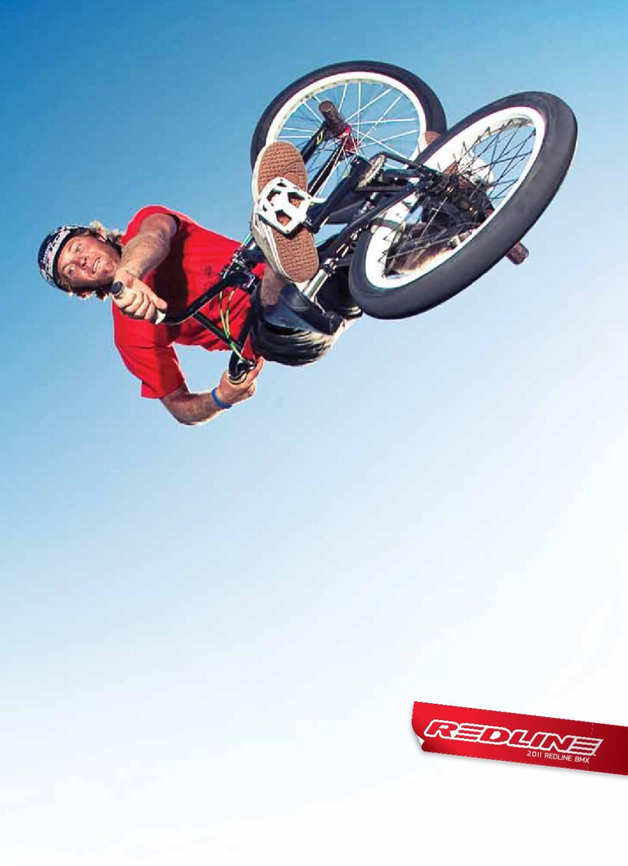 2011 Redline Bmx Catalog By Redline Bicycles Issuu