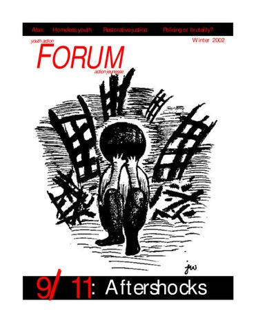 cdda1c507aa42 Aftershocks (9/11) by Youth Action Network (YAN) - issuu