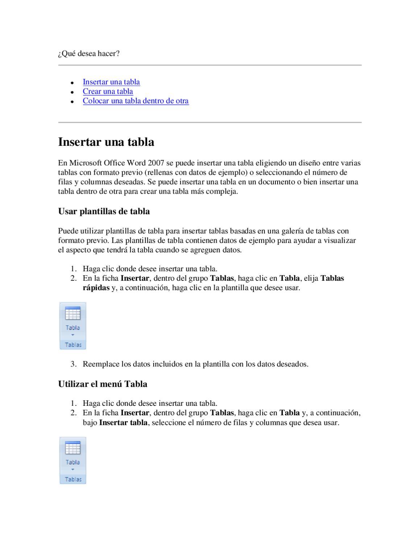 tablas,word by tic seg - issuu
