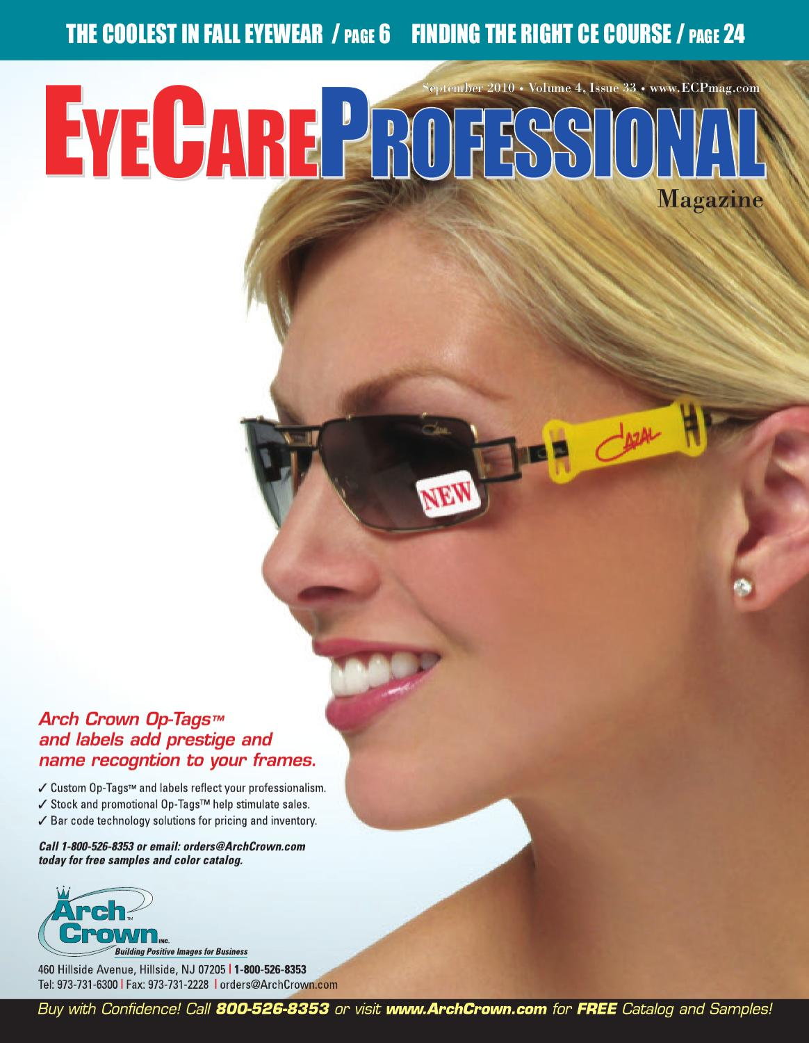 458209cd190a EyeCare Professional Magazine September 2010 Issue by ECP Magazine - issuu