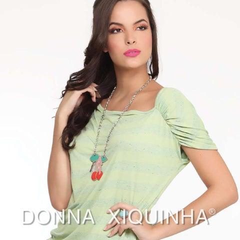 4adc301be0 Donna Xiquinha - Coleção Setembro 2010 by Up! Moda Comunicação - issuu