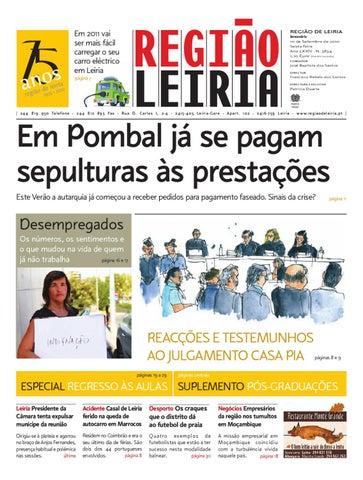 eedea925912f Região de Leiria 10 de Setembro de 2010 by Região de Leiria Jornal ...