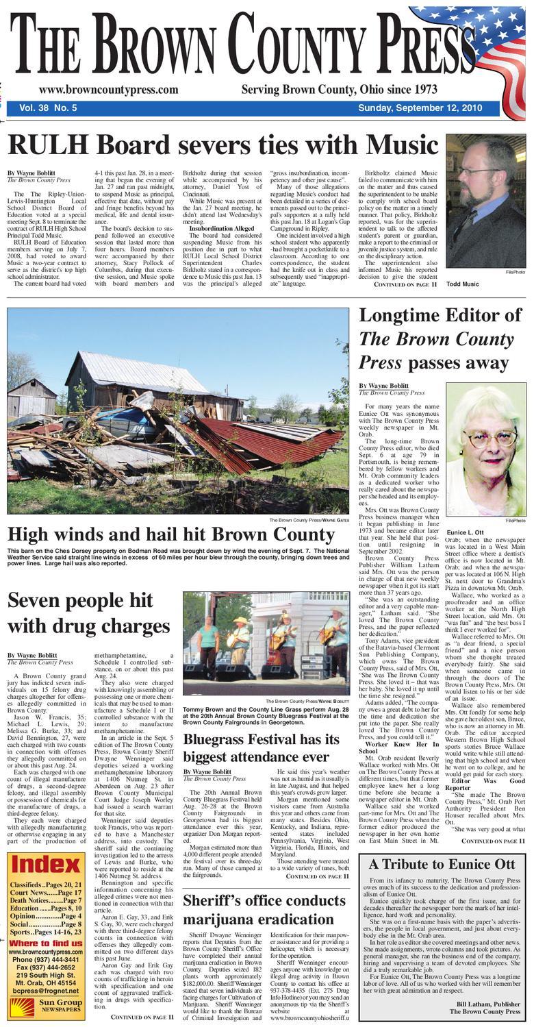 Ohio brown county sardinia - Ohio Brown County Sardinia 12