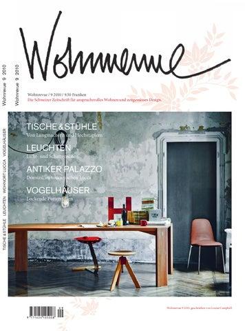 Wohnrevue 09 2010 By Boll Verlag   Issuu