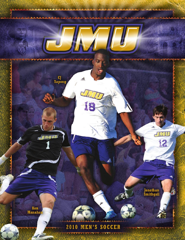 jmu men u0027s soccer guide by james madison university athletics issuu