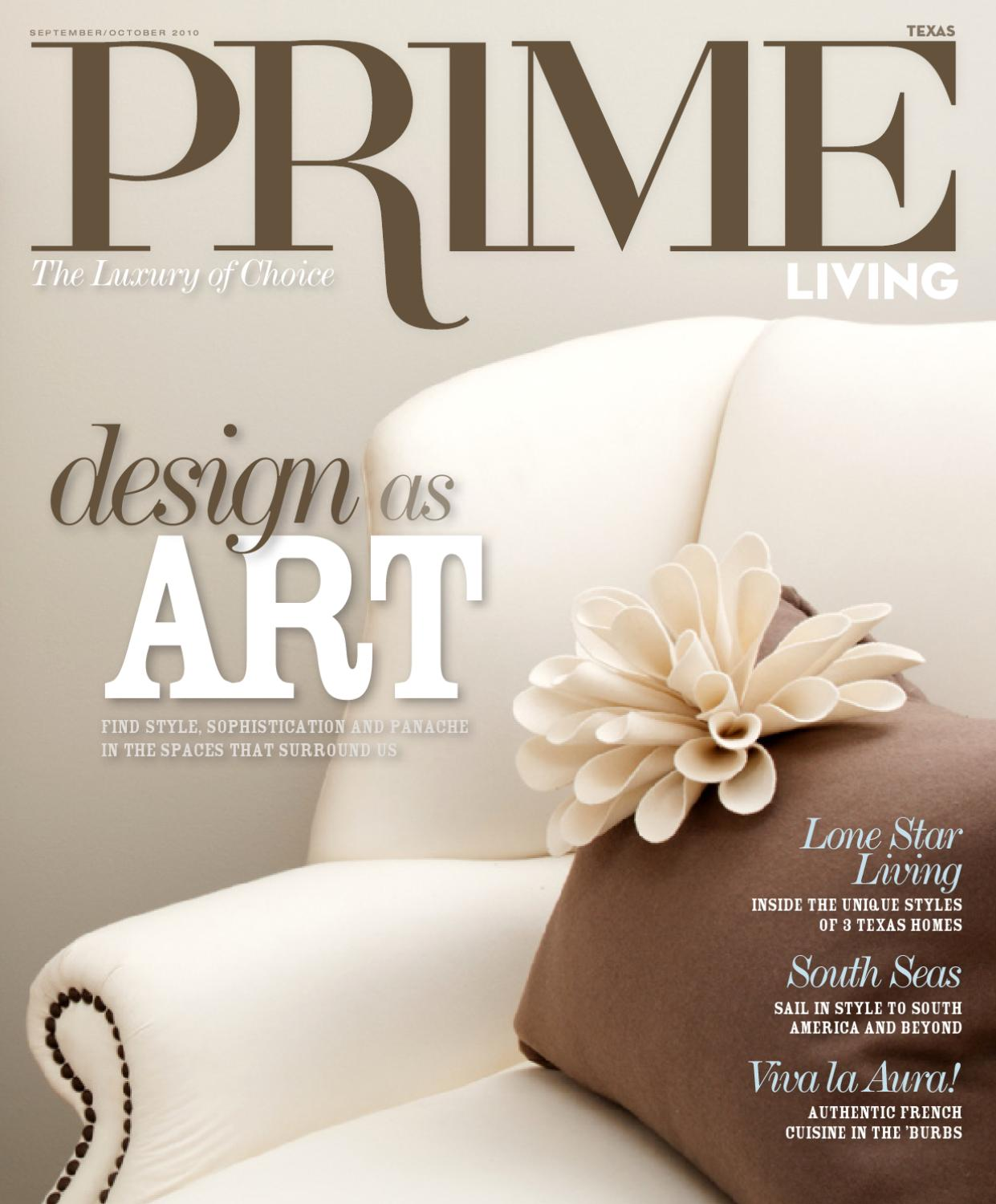 hot sales 2501a 70e9d PRIME Living Sept Oct 2010 by SRG Services, Inc. - issuu