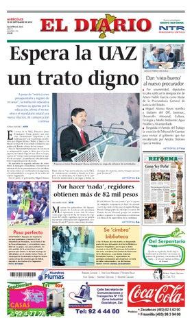 El Diario NTR by NTR Medios de Comunicación - issuu 91e8f269ef0cd