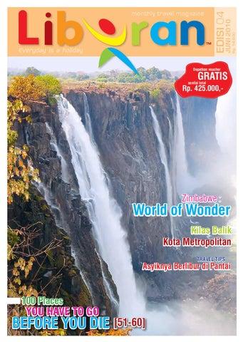 Liburan Magazine 04 By Prista Media Issuu