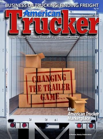 American Trucker Central September 2010 Edition