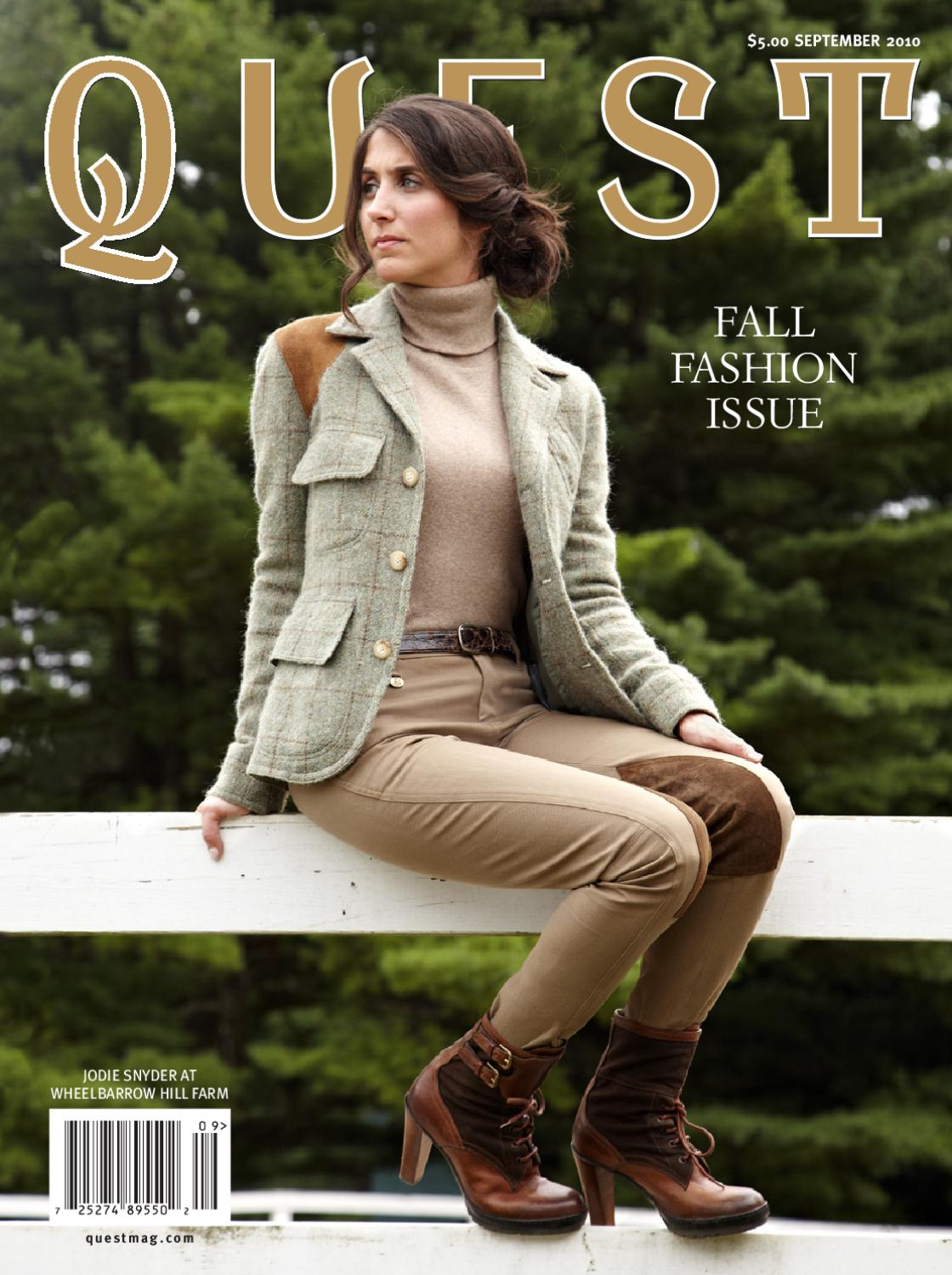 2ccbb314004 Quest September 2010 by QUEST Magazine - issuu
