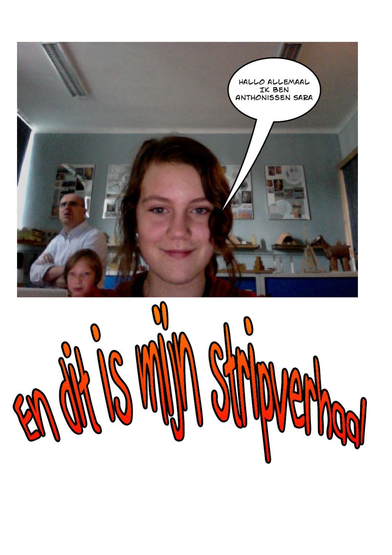 Mijn stripverhaal by sara anthonissen issuu - Mijn home design ...