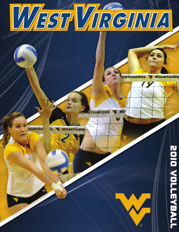 2010 WVU Volleyball Guide by Joe Swan - Issuu