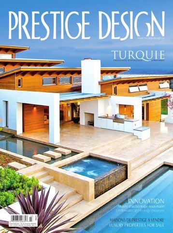 Prestige design magazine vol 7 num 3 by prestige design for Meuble ambienti montreal