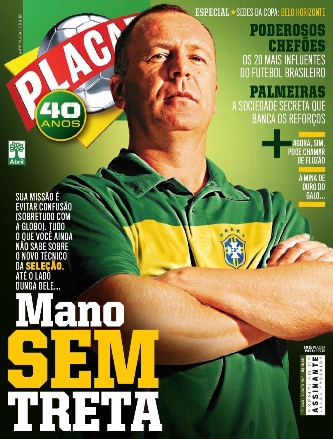 7d456ba244 Ed 1345 - by Revista Placar - issuu
