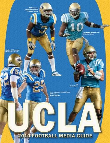 eeb589703ea 2010 UCLA Football Media Guide by UCLA Athletics - issuu