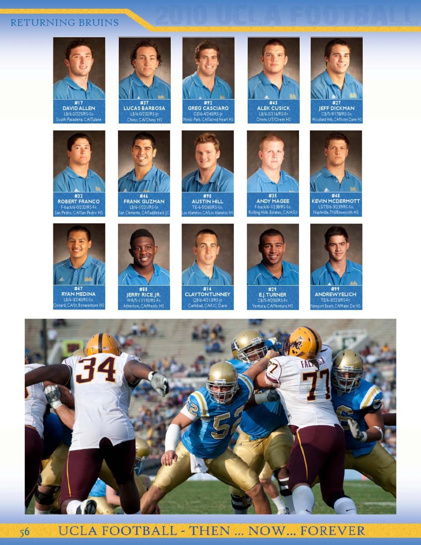 2010 UCLA Football Media Guide by UCLA Athletics - issuu