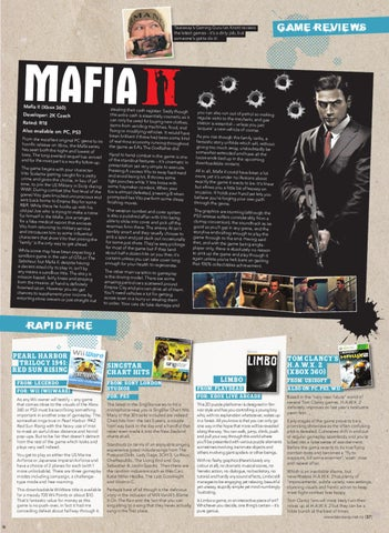 Tearaway Magazine (Sept 2010) by Academy Group - issuu