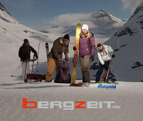 BERGZEIT Winter 10 11 by BERGZEIT issuu