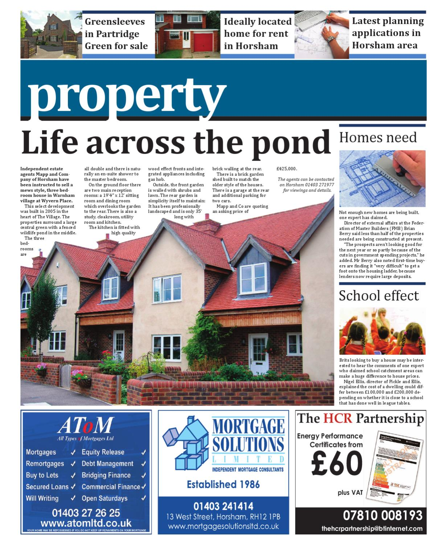 Flooring Companies Horsham: 17th September 2010 By HD