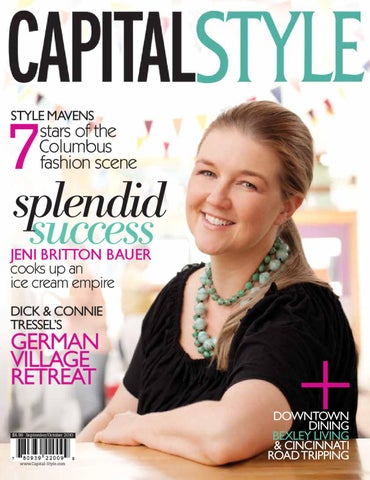 Capital Style September October 2010 by The Columbus Dispatch - issuu f37a6c2f4b48