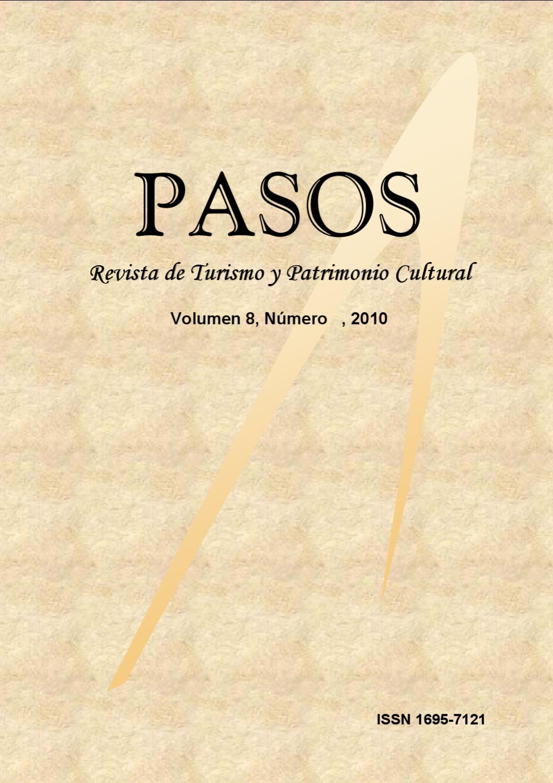 Pasos Rtpc 8 4 2010 By Pasos Revista De Turismo Y Patrimonio  # Gemma Povo Muebles Barcelona