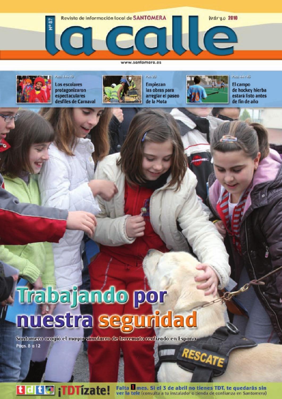 Http Www Revistalacalle Com Pdf La 20calle 2087 20web By Revista  # Muebles Tovar Beniel