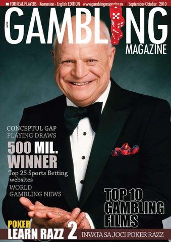 Magazine gambling underground gambling toronto