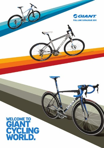 ab0a077a9dc Giant Full Line 2011 by Giant UK Ltd - issuu